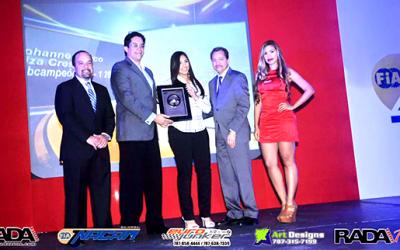 Premios Federación de Automovilismo Dominicano 2016